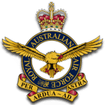 Official RAAf Badge