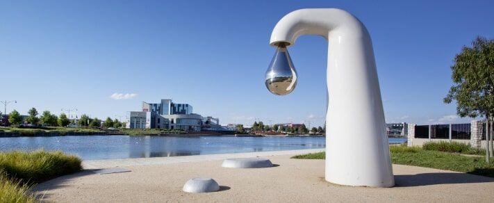 Simon Perry's 'On Tap' at Caroline Springs